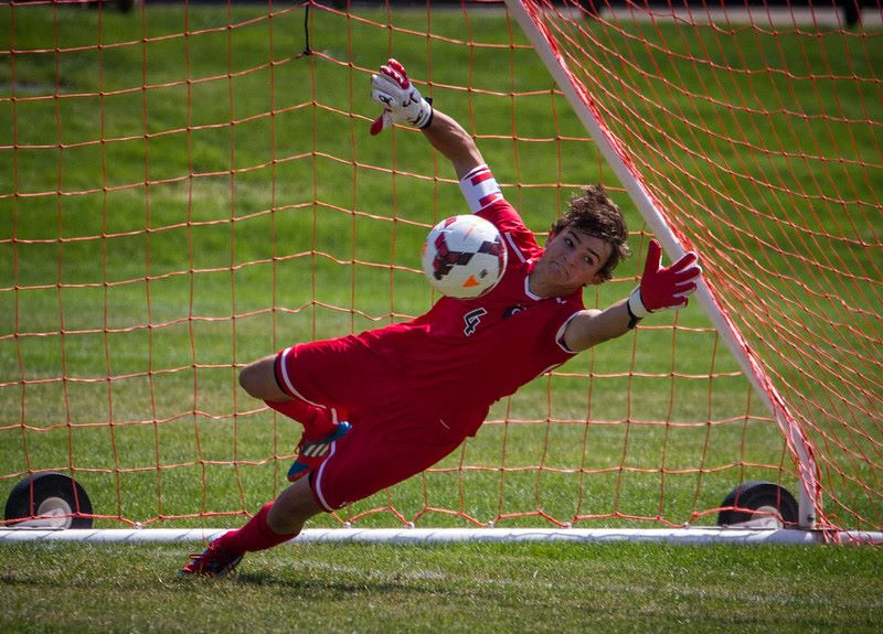 the strengths of a goalkeeper essay Although the goal net is eight meters wide, it is very difficult to score a goal, and i need to constantly make shots into the goalpost but that is the beauty of a soccer match because once i shoot the ball beyond the goalkeeper, i mit essay - tell us about something you do simply for the pleasure of it.